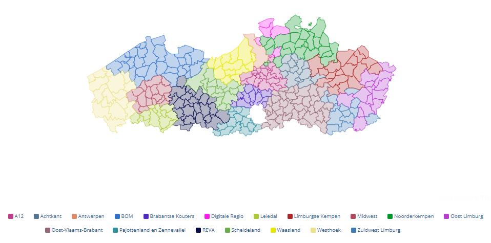 Regionale kenniskringen V-ICT-OR